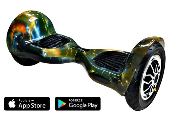 Deskorolka Elektryczna Hoverboard Allroad Kosmos