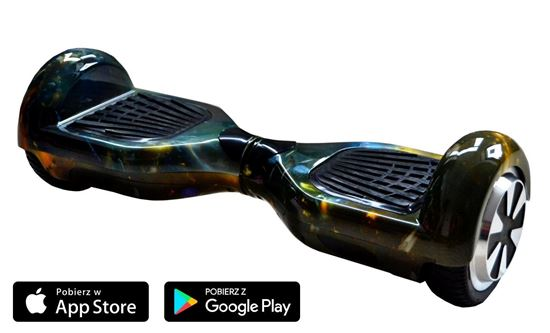 Deskorolka Elektryczna Hoverboard Classic Kosmos