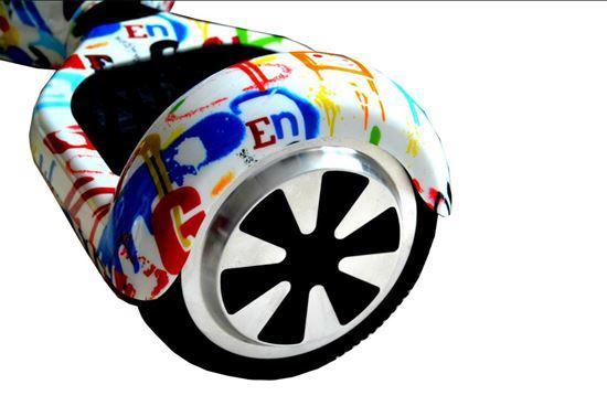 Deskorolka Elektryczna Hoverboard Classic Graffiti