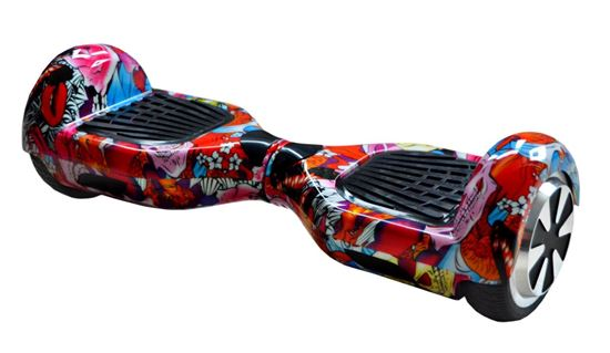 Deskorolka Elektryczna Hoverboard Classic Hip-Hop New