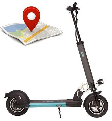 OIO Elektryczna hulajnoga 10 cali GPS