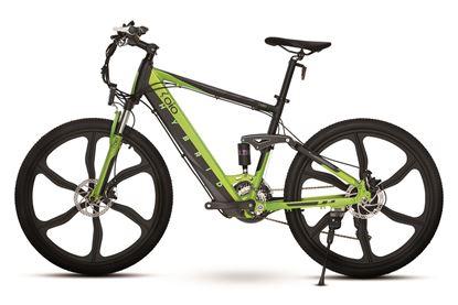 OIO City Bike Elite Green