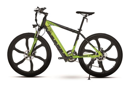 OIO City Bike Green