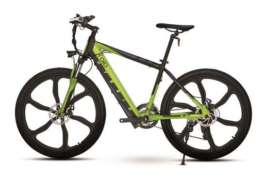 OIO City Bike Green