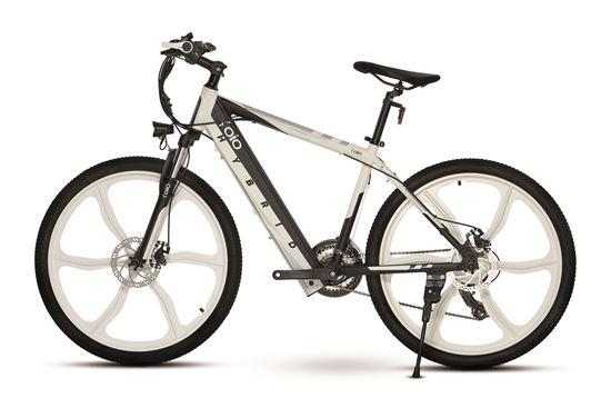 OIO City Bike White