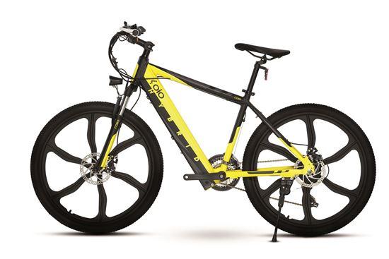 OIO City Bike Yellow