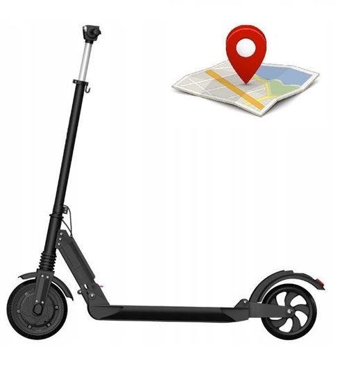 Elektryczna hulajnoga 8 + GPS